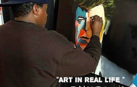 An Artist For The Ages…How Dakoro Edwards Used Strokes Of Compassion, Tolerance, & Love To Create A MASTERPIECE LIFE