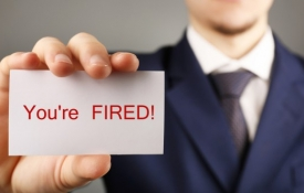 The 3 Things You SHOULD DO After Being Fired
