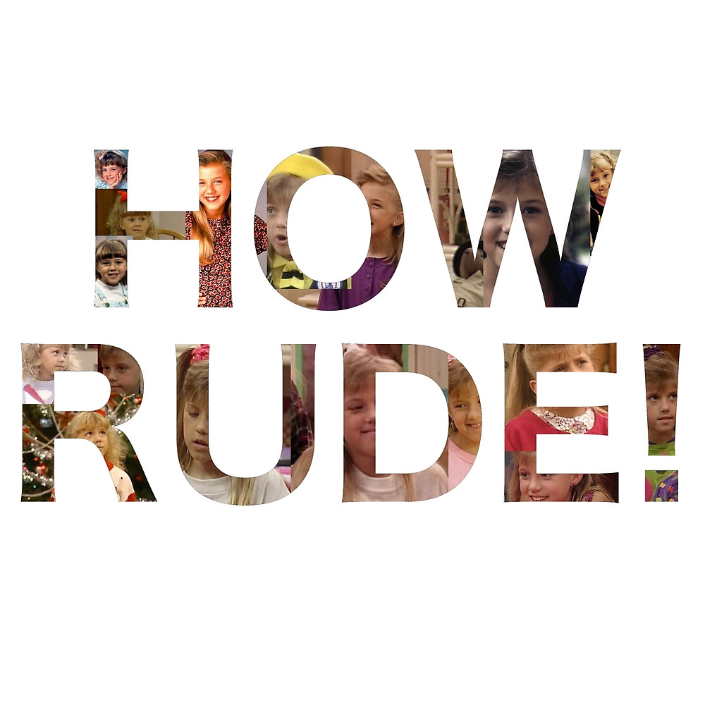 are you being rude on social media and don t even realize it
